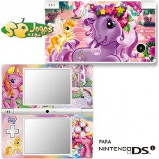 Capa Vinil p/ DSi - My Little Pony