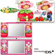 Capa Vinil p/ DSi - Strawberry Shortcake