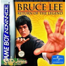 GBA- Bruce Lee Return Of The Legend *Usado*