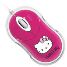 HELLO KITTY MOUSE PINK