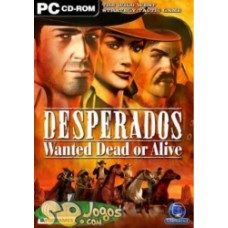 PC- Desperados Wanted Dead Or Alive *USADO*