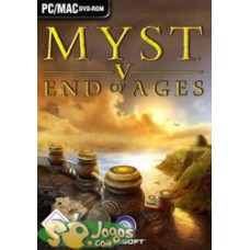 PC- Myst V End Of Ages *USADO*