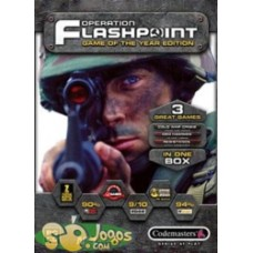 PC- Operation Flashpoint Game Of The Year Edition