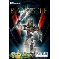 PC-2 Games Lego Bionicle + Drome Racers