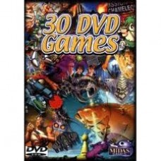 PC-30 DVD GAMES *USADO*