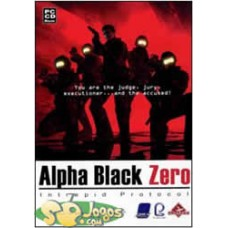 PC-Alpha Black Zero - Intrepid Protocol *usado*