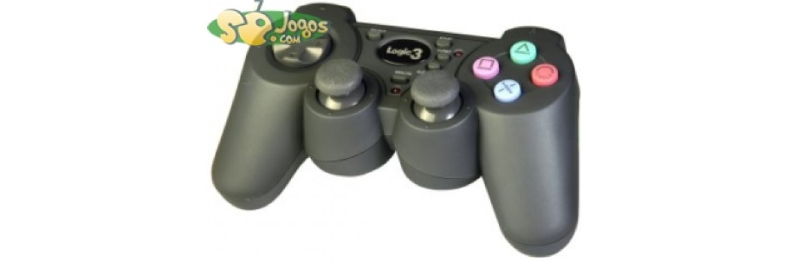 Comando PS2 Logic3 12.50€