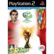 PS2 - 2006 FIFA World Cup *Usado*