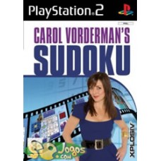 PS2 - Carol Vorderman's Sudoku