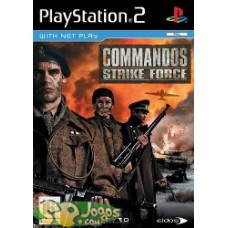 PS2 - Commandos Strike Force *Usado*