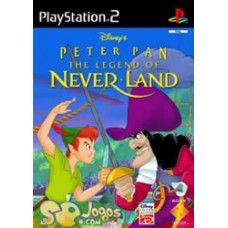 PS2 - Disney's Peter Pan The Legend Of Never Land *Usado*