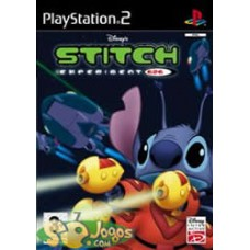 PS2 - Disney's Stitch Experiement 626