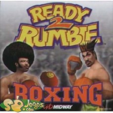 DREAMCAST-Ready 2 Rumble Boxing *Usado*