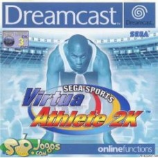 DREAMCAST-Virtua Athlete 2K *usado*