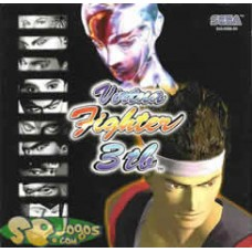 DREAMCAST-Virtua Fighter 3 Th *usado*
