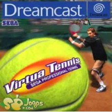 DREAMCAST-Virtua Tennis *usado*