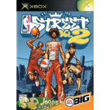 XBOX- NBA STREET VOL 2 *Usado*