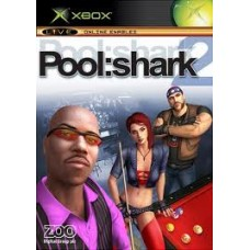 XBOX- Pool Shark 2*usado*