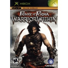 XBOX- Prince of Persia warrior within *usado*