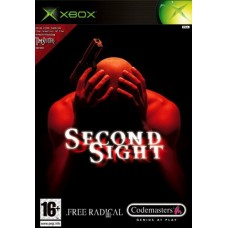 XBOX- Second Sight *usado*